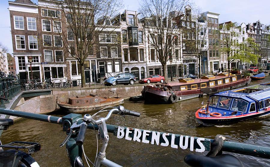 canale berensluis amsterdam