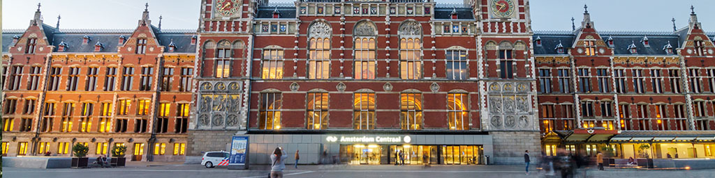 Stazione centrale di amsterdam amstredam centraal for Hotel centrali ad amsterdam