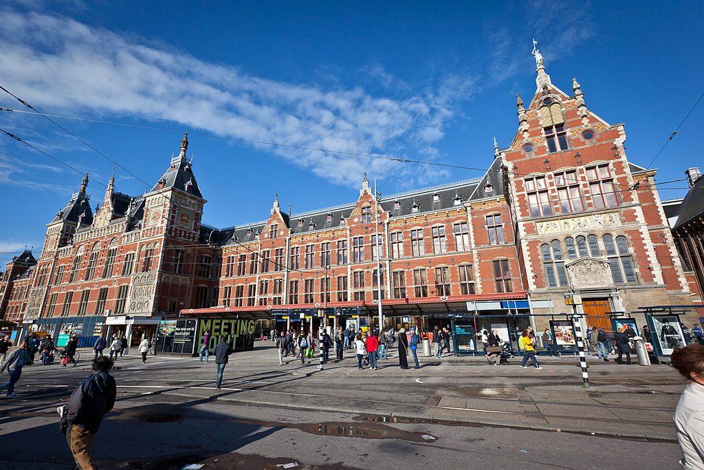 stazione Amsterdam Centraal