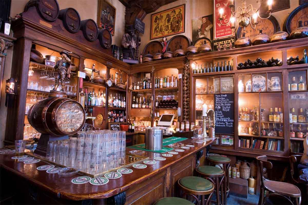 Bar, Caffe, Pub Amsterdam