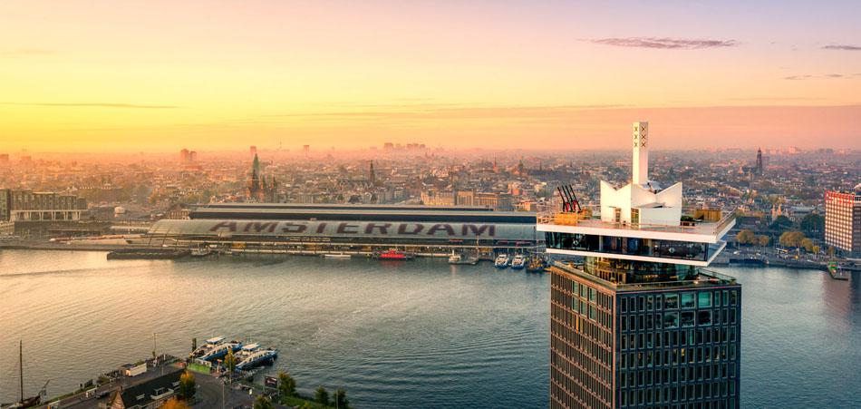A Dam Lookout La Torre Di Amsterdam Informazioni Utili E